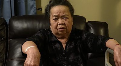 An 82 year old Hmong Woman was Bitten by Police Dogs and Dragged by the Officer to the Patrol Car