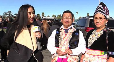 Hmong Clothes Fresno New Year Part 2