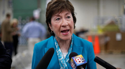 Collins Becomes 3rd Senator To Say 'No' To GOP Health Care Bill, Likely Killing It