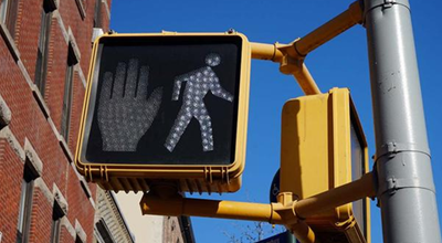 New California Law Means No More Jaywalking Tickets During Countdown