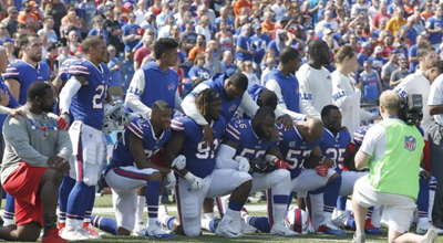 NFL Owners To Mull Anthem Rules As Trump Ups Protest Criticism