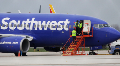 Southwest canceling 40 flights per day after deadly accident