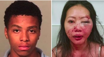 Teen gets 23 years in prison for brass knuckles assault